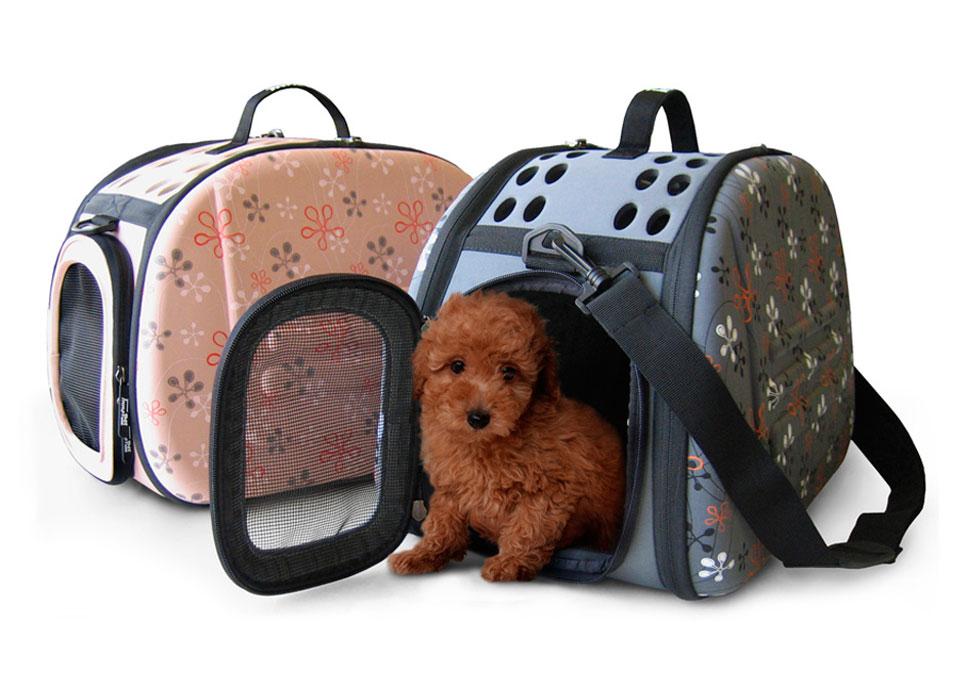 borsa trasportino per cani piccoli